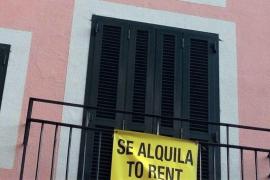 Un total de 38 asociaciones vecinales, entre ellas la de Baleares, se reúnen para exigir la regulación de las viviendas turísticas