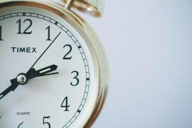 La Comisión Europea da vía libre a la eliminación del cambio de hora a partir del año que viene