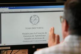 La UIB aplicará un programa informático antiplagios a todas las tesis doctorales