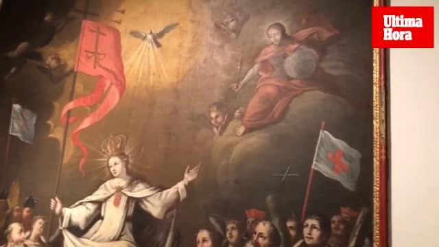 Los mercedarios, en la Nova Peça del Temps del Museu Diocesà