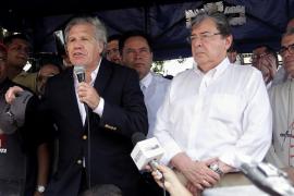 El secretario general de la OEA «no descarta» una intervención militar contra Maduro