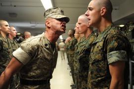 Condenan a un sargento por insultar a su tropa