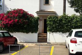 Prohibido aparcar aquí