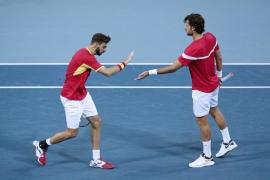 España cae en el dobles y Francia avanza a la final de la Copa Davis