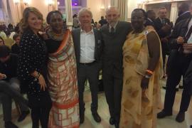 La presión ejercida desde Mallorca, clave para la liberación de la líder de la oposición ruandesa Victoire Ingabire