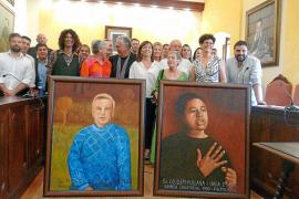Manacor hace historia en la ampliación de su galería de hijos ilustres y predilectos