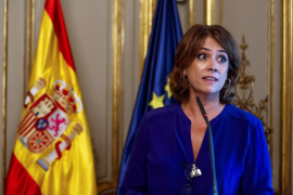 La ministra Delgado niega que se reuniera con Villarejo cuando ejercía como fiscal
