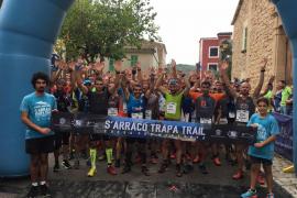 Toni Gran y Gabriela Alemany se imponen en la IV Trapa Trail en s'Arracó