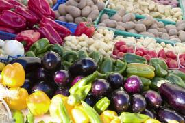 Cárcel por robar 70 kilos de patatas, berenjenas y pimientos
