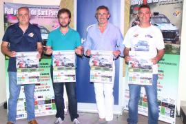 El IX Rallye Vall de Sant Pere calienta motores