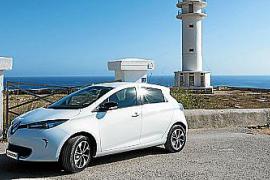 Europcar adquiere una flota de Renault ZOE para la isla de Formentera