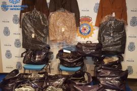 Detienen en Palma a un hombre de 41 años como presunto autor de seis delitos de estafa y un hurto