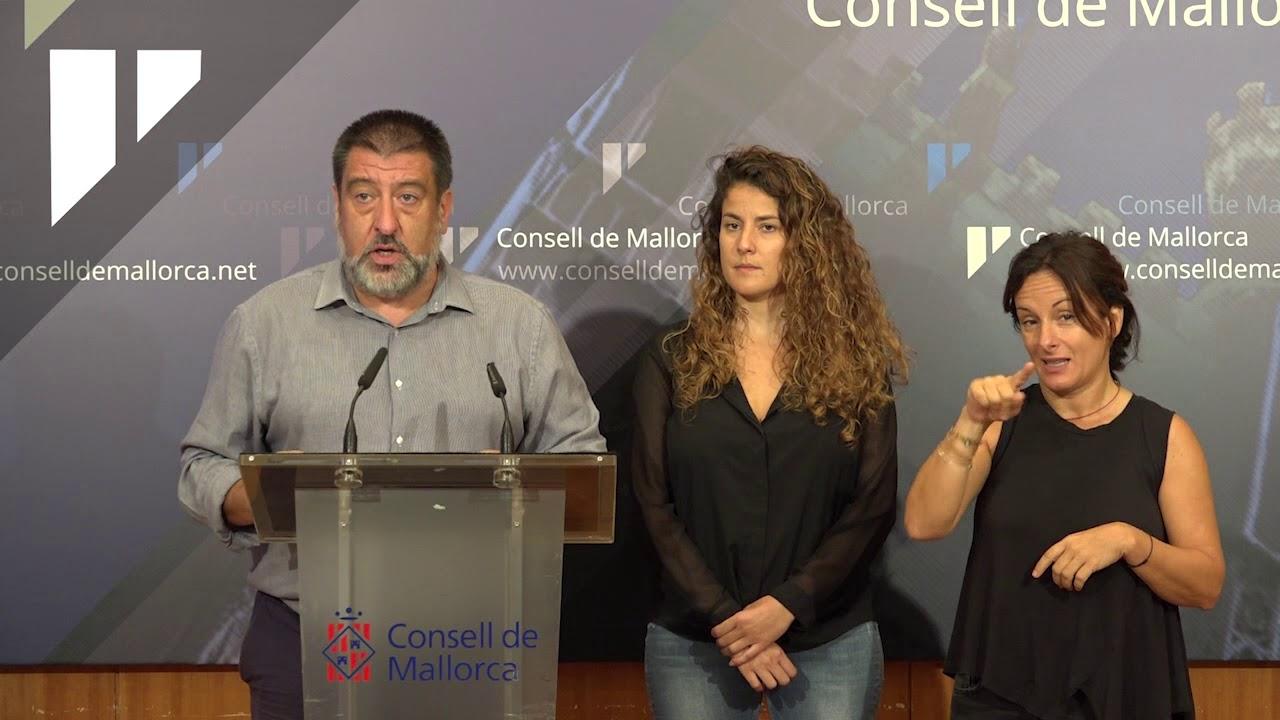 El Consell de Mallorca convoca la X edición de los Premios Mallorca de Creación Literaria