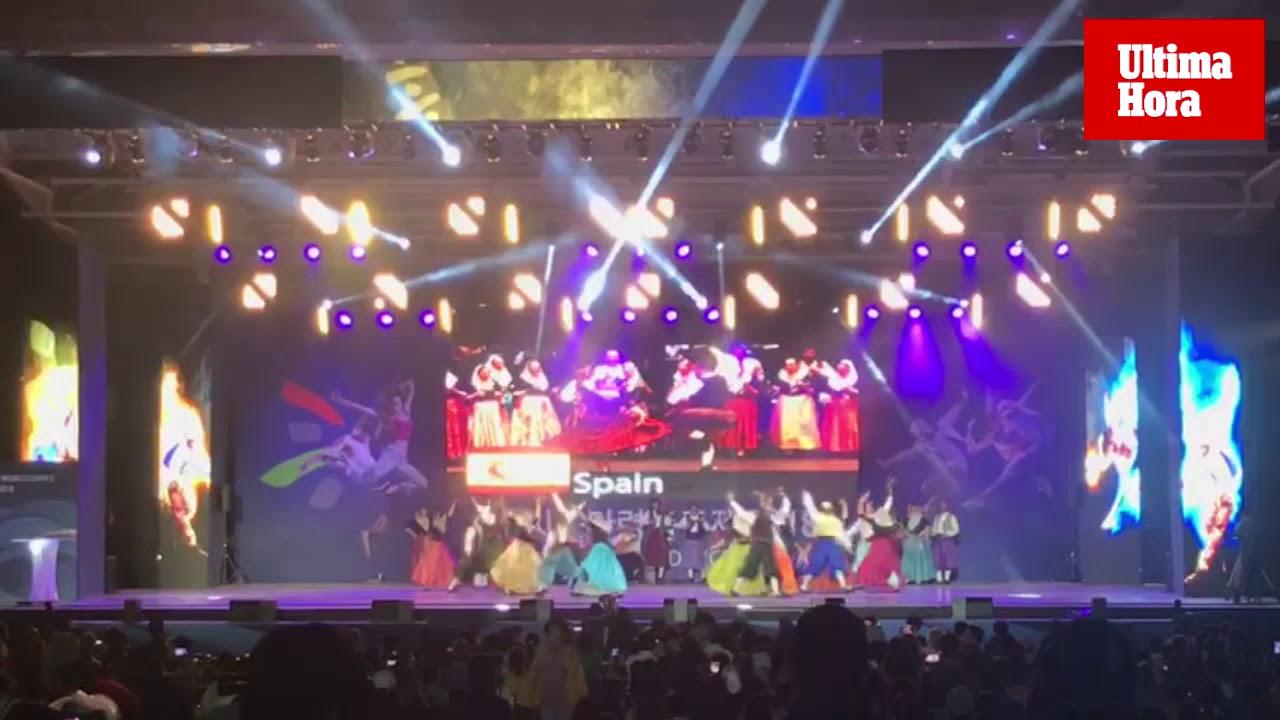 La Escola de Música i Danses de Mallorca triunfa en Corea