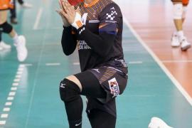 El jugador del Club Voleibol Teruel Vinicius Noronha, encontrado muerto en su domicilio