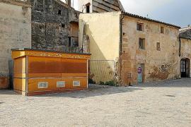 El Ayuntamiento de Pollença desmontará este mes el último quiosco de Gelats Valls