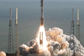 EEUU lanza una misión que averiguará si hubo o hay condiciones para vida en Marte