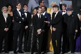 'Juego de Tronos' se alza con el Emmy a la mejor serie de drama