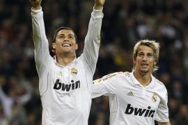 El Madrid alarga la racha y la maldición