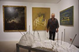 'Los secretos de la montaña', de Horacio Sapere, se expone en el Museu de Mallorca