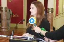 El PP acusa de «autoplagio» a Armengol y critica su discurso «desestructurado» y «sin ilusión»