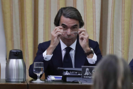 Aznar se desvincula por completo del cabecilla de la Gürtel: «Ni conocía al señor Correa ni le contraté»
