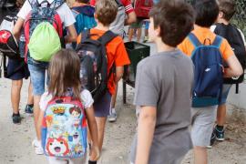 Baleares registró en 2016 un gasto público por alumno de 5.484 euros