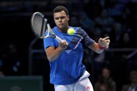 Tsonga gana a Berdych y jugará la final contra Federer