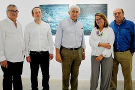 expo en galeria MA