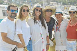 El Club de Vela del Port d'Andratx celebra su 50 aniversario