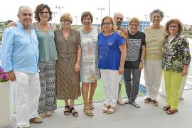 Homenaje a la primera supervisora del hospital de Manacor por su jubilación
