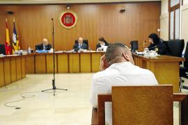 Un hombre niega que recibiera un alijo de seis kilos de cocaína en Mallorca