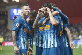 El Atlético de Madrid remonta y vence para sumar los tres primeros puntos