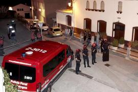 Tres muertos en un tiroteo en Navarra