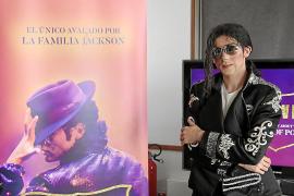 Michael Jackson, «más vivo que nunca», 'baila' de nuevo en Palma
