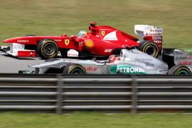 Alonso: «Me voy satisfecho,  este año ha sido una lucha entre nosotros mismos»