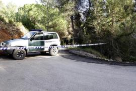Hallan un cadáver descuartizado y embolsado en un torrente de Sant Josep