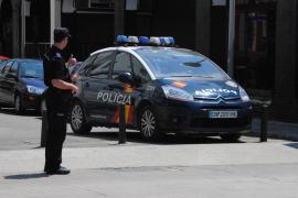 Detenido un 'conocido' de la Policía sorprendido con el botín de un robo con fuerza