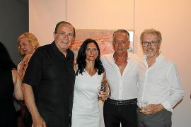 José María Rodríguez, Pilar Ollers, Pascual de Cabo y Luis Maraver.