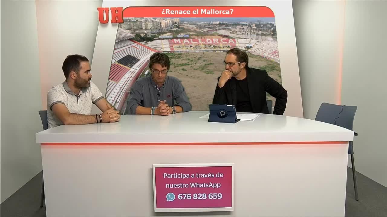 Análisis del Mallorca y del Atlético Baleares en UH Esports