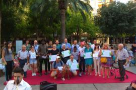 Entregan los Premios de Fidelidad al Transporte Público a 18 ciudadanos de Baleares