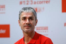 Martín Fiz, hospitalizado tras ser atropellado