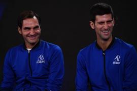 El doble Federer-Djokovic, atracción de la Laver Cup
