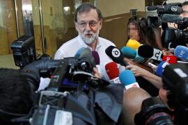 Rajoy y su hermana consiguen plaza de registrador en Madrid