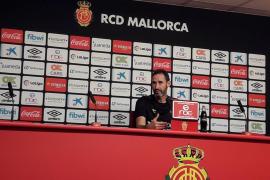 Vicente Moreno espera que el Mallorca alargue su buena racha ante el Albacete