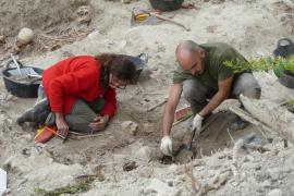 La Conselleria de Cultura adelanta la exhumación de la fosa de Montuïri al martes