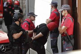 El juez del crimen de Navarra decreta ingreso en prisión para el padre y deja en libertad a los dos hijos