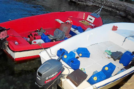 Detienen en Santanyí a otros cuatro inmigrantes sospechosos de haber llegado en patera el jueves
