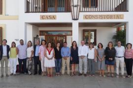 Consell de Govern celebrado en Formentera