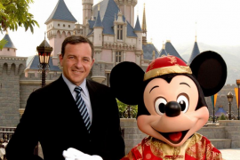 Bob Iger, CEO de Wlat Disney